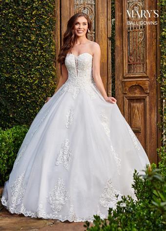 Mary's Bridal Style #MB6073