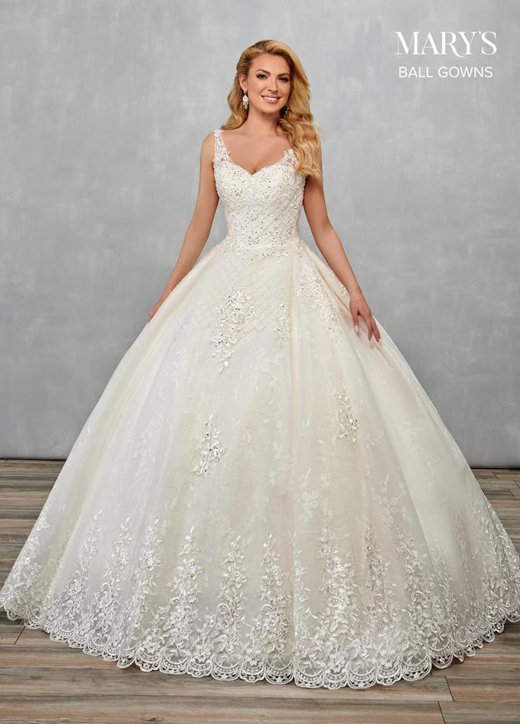 Mary's Bridal Style #MB6074  Image