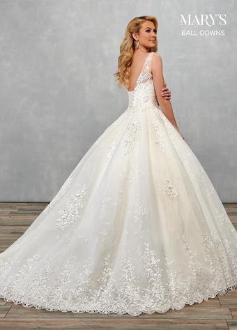 Mary's Bridal Style #MB6074