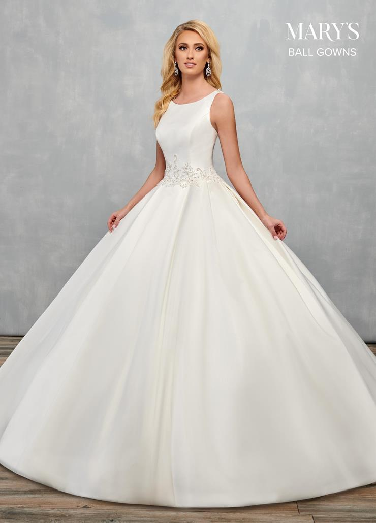 Mary's Bridal Style #MB6077  Image