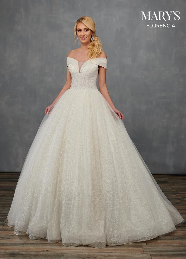 Mary's Bridal Style #MB3110