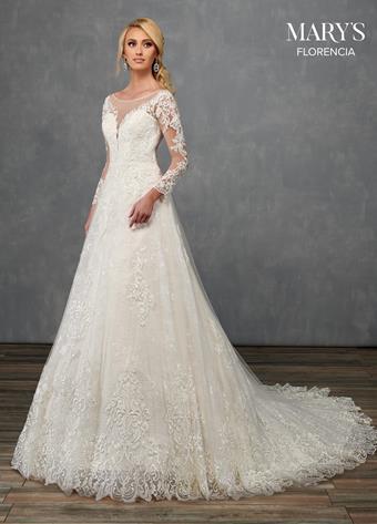 Mary's Bridal Style #MB3112