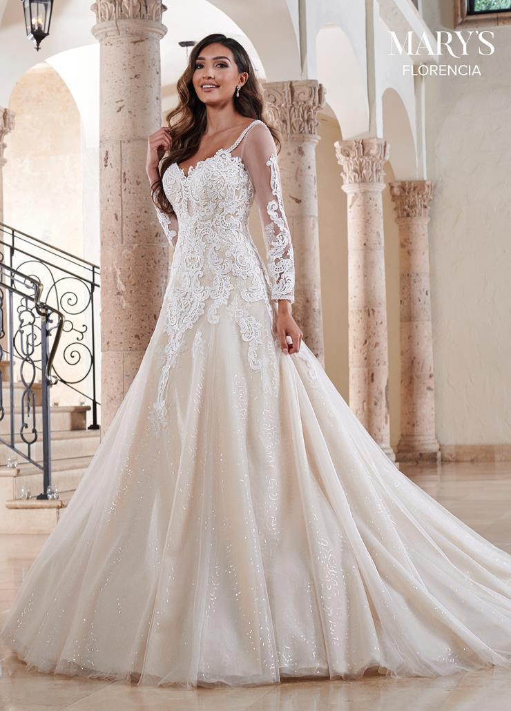 Mary's Bridal Style #MB3121