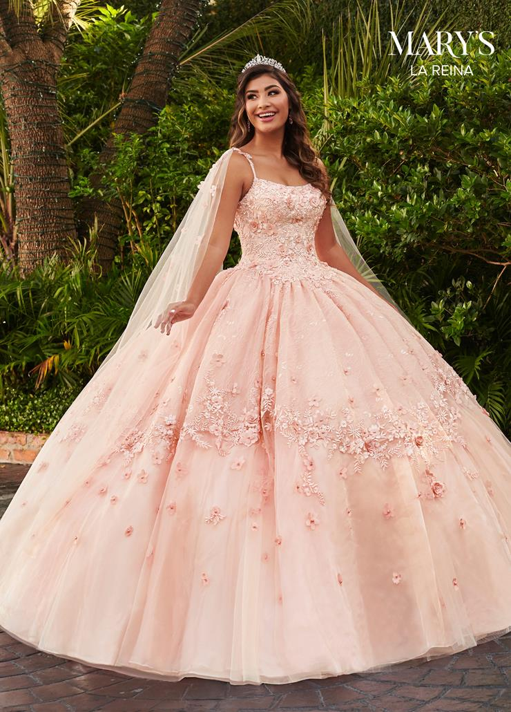 Mary's Bridal Style #MQ2115 Image