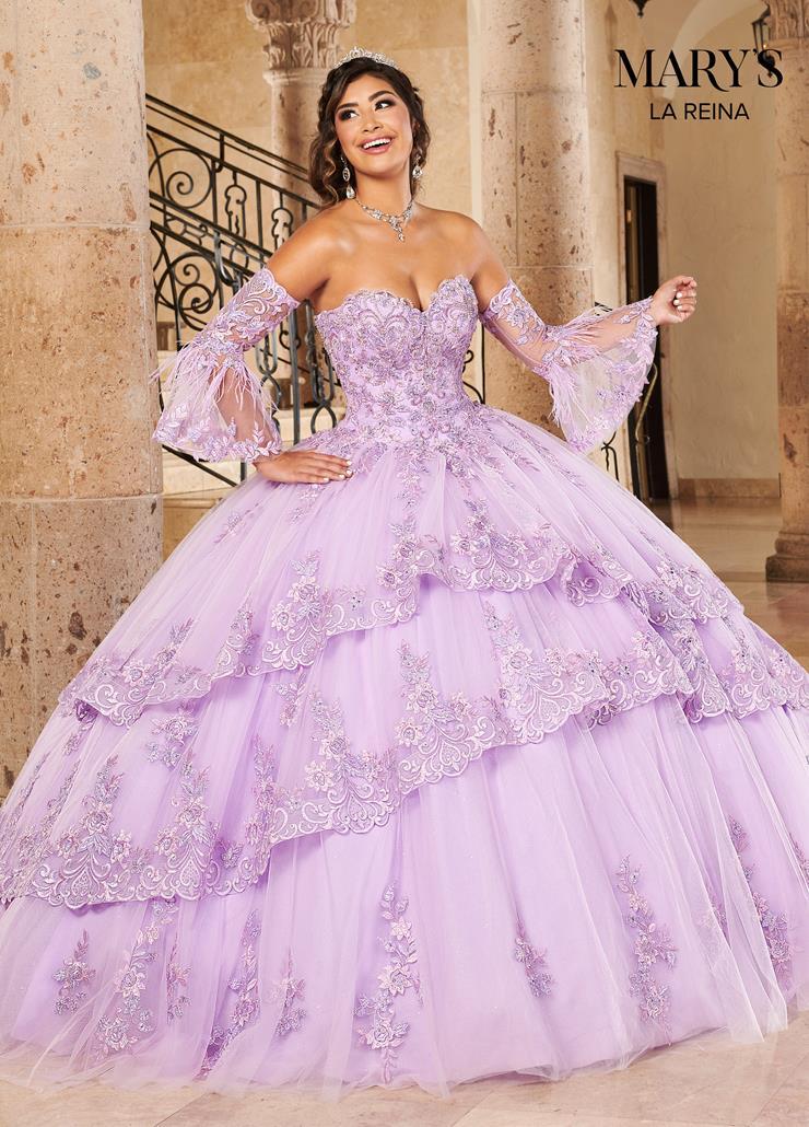 Mary's Bridal Style #MQ2118 Image