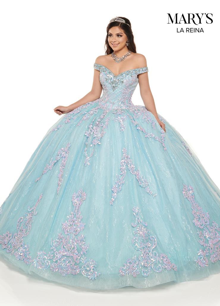 Mary's Bridal Style #MQ2119 Image