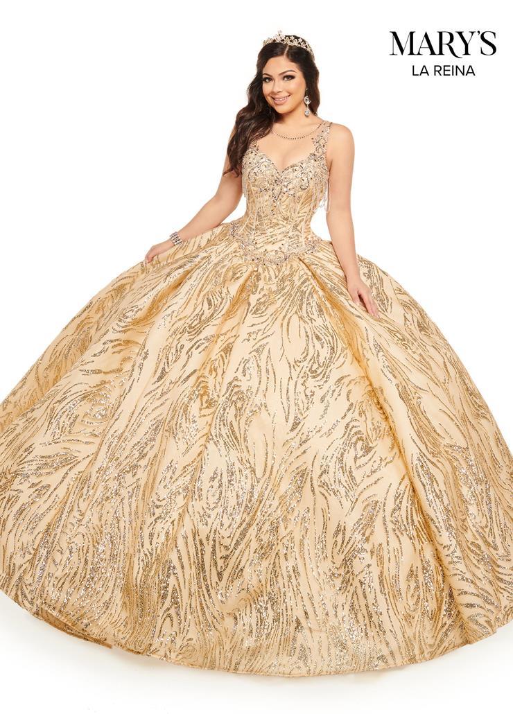 Mary's Bridal Style #MQ2123 Image