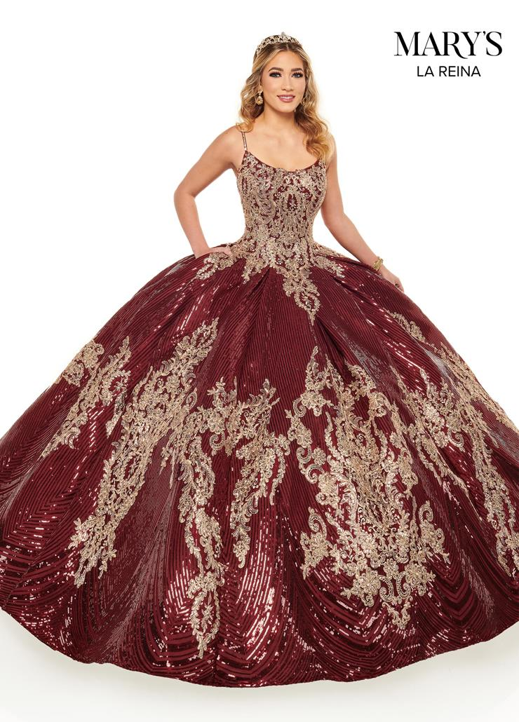 Mary's Bridal Style #MQ2125 Image