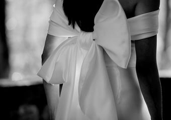 Leah De Gloria Gigi Silk Wrap