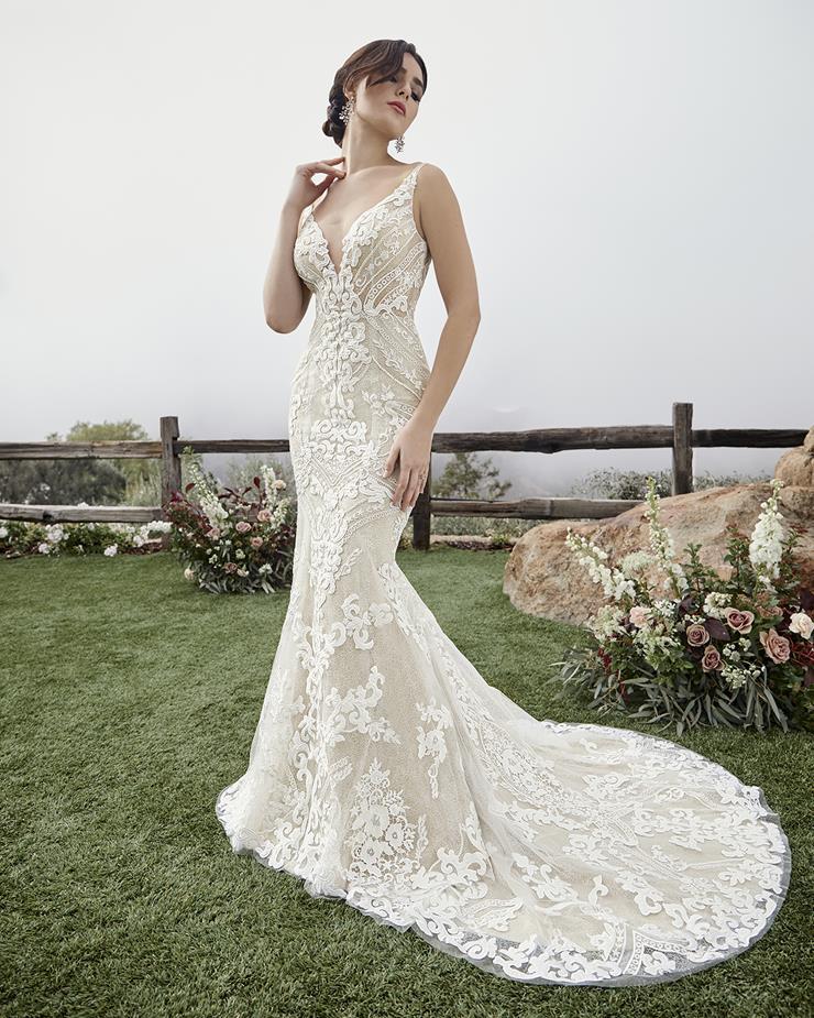 Casablanca Bridal Vera Image