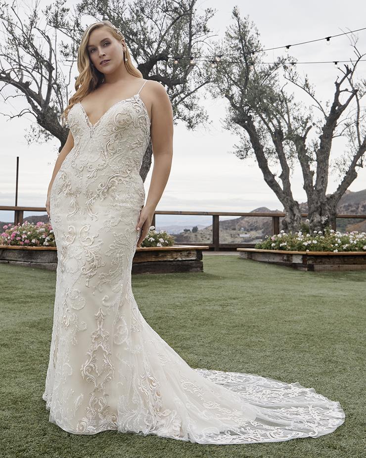 Casablanca Bridal #2424C  Image