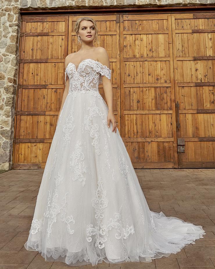 Casablanca Bridal Myla Image