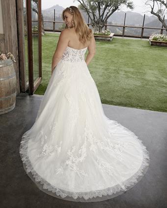 Casablanca Bridal Style No. 2427C