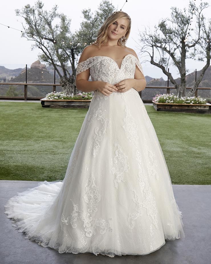 Casablanca Bridal #2427C  Image