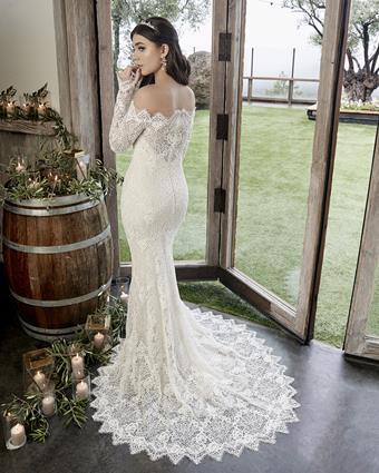 Casablanca Bridal 2428