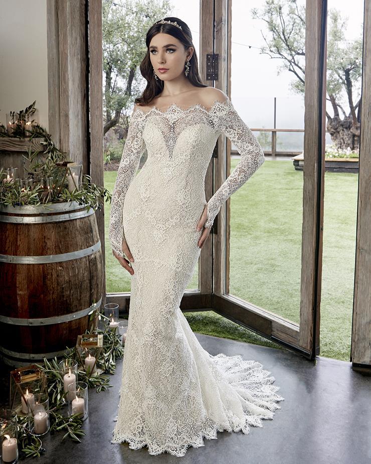 Casablanca Bridal Reese Image