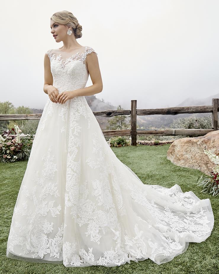 Casablanca Bridal Annie Image