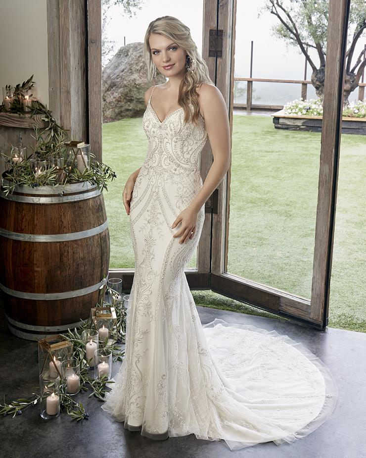 Casablanca Bridal Kendall Image