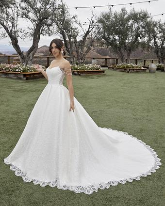 Casablanca Bridal Julianna