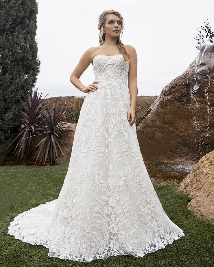Casablanca Bridal Taylor Image