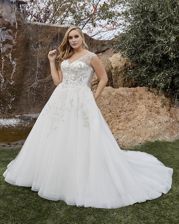 Casablanca Bridal #2434C  Image