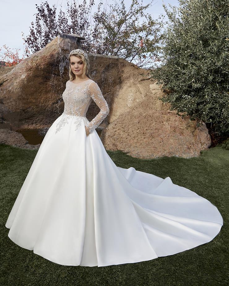 Casablanca Bridal Talia Image