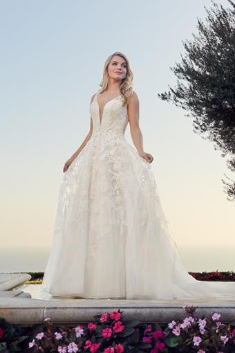 Casablanca Bridal Style #2440