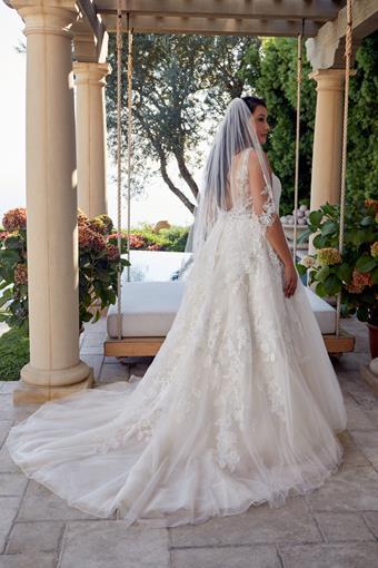 Casablanca Bridal #2440C