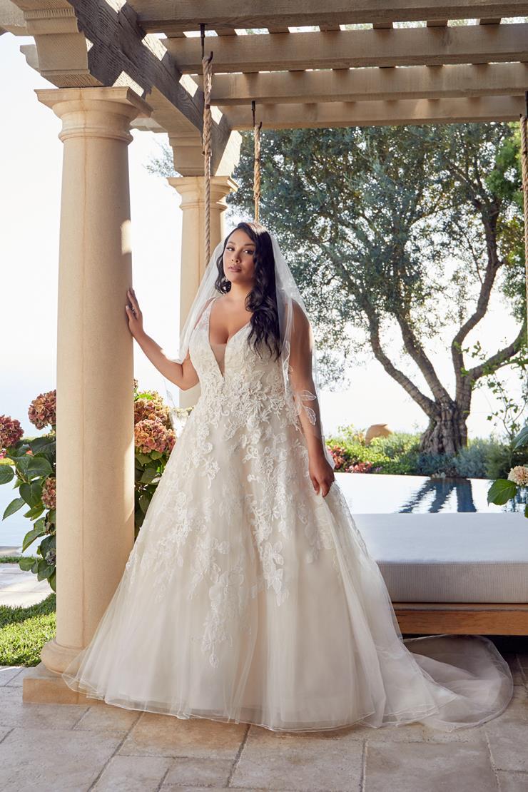 Casablanca Bridal #2440C  Image