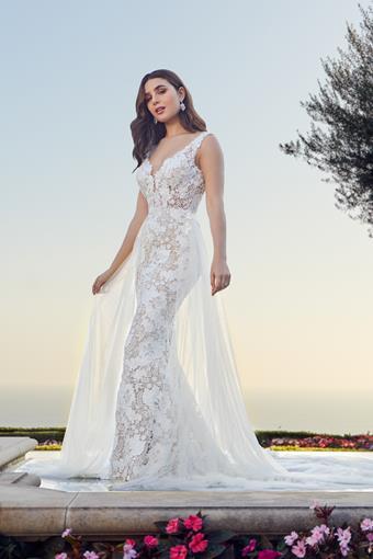 Casablanca Bridal #2443