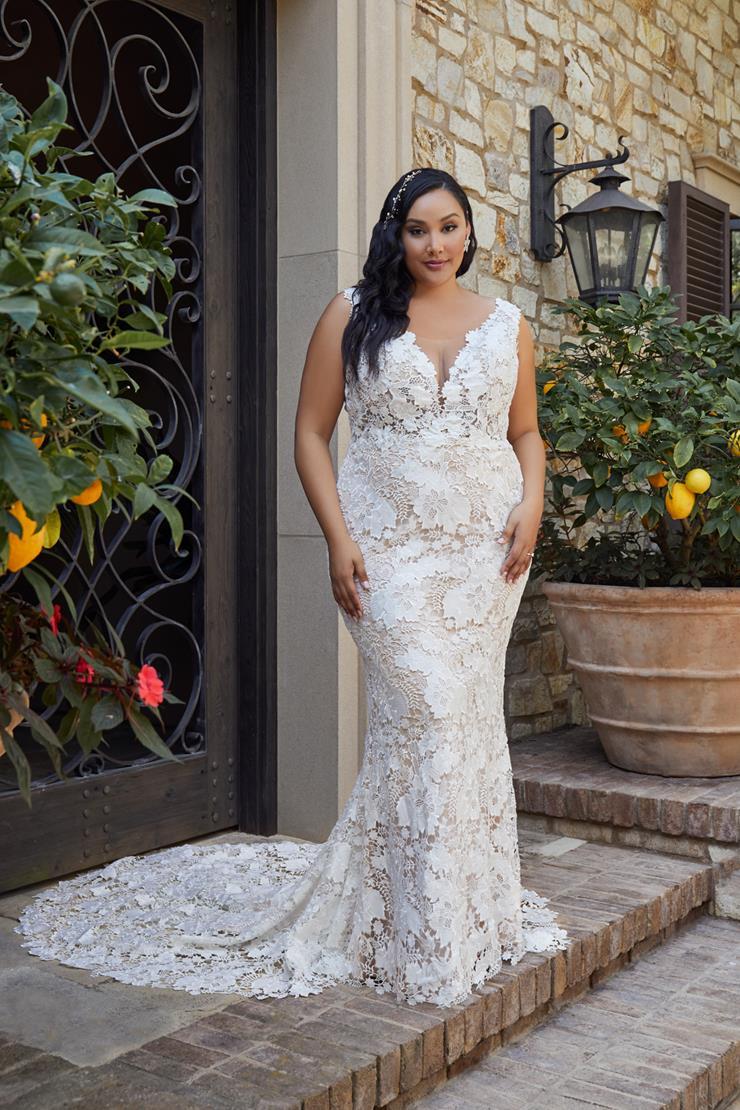 Casablanca Bridal Style #2443C  Image