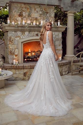Casablanca Bridal Lucy