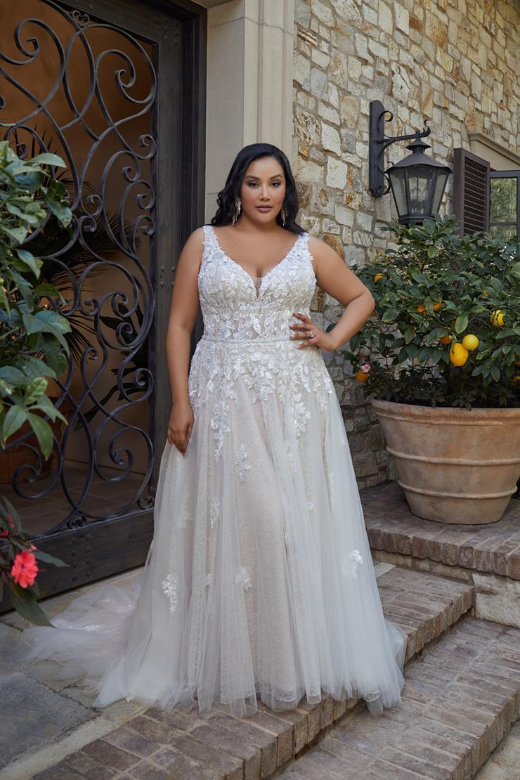 Casablanca Bridal Style #2445C
