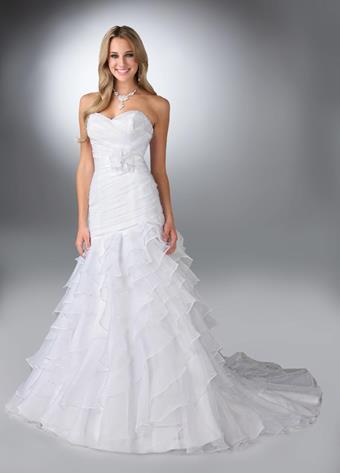 Davinci Bridal Style #50082