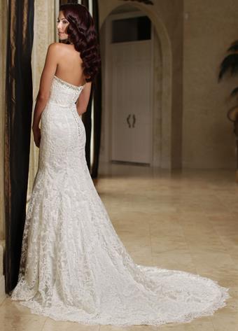 Davinci Bridal Style #50164