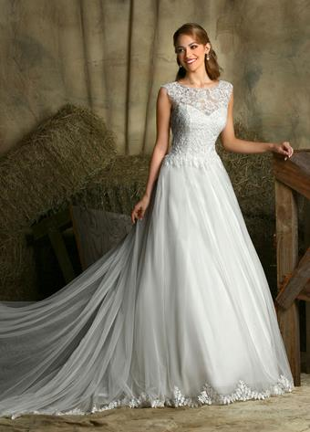 Davinci Bridal Style #50323