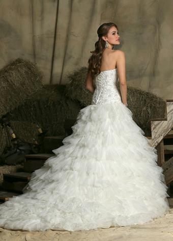 Davinci Bridal Style #50325