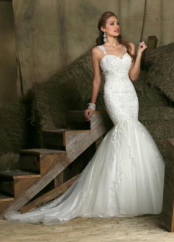 Davinci Bridal Style #50330
