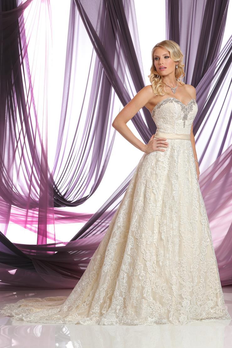 Davinci Bridal Style #50383  Image