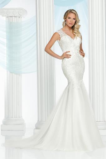 Davinci Bridal Style #50413