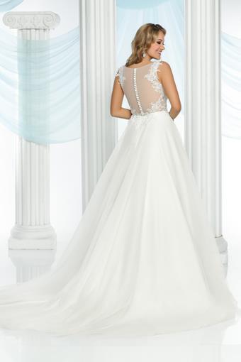 Davinci Bridal Style #50416