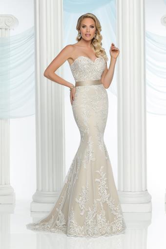 Davinci Bridal Style #50427