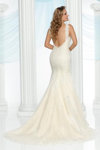 Davinci Bridal Style #50429