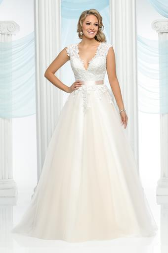 Davinci Bridal Style #50431