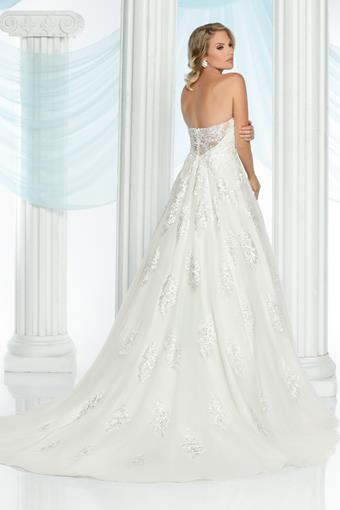 Davinci Bridal Style #50434