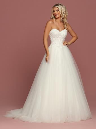 Davinci Bridal Style #50487
