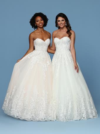 Davinci Bridal Style #50560