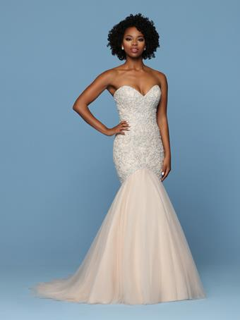 Davinci Bridal Style #50573