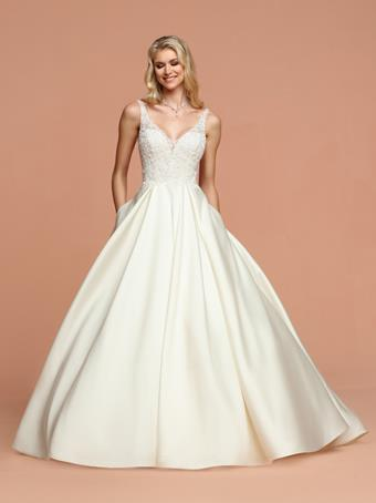 Davinci Bridal Style #50580