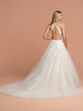 Davinci Bridal Style #50598